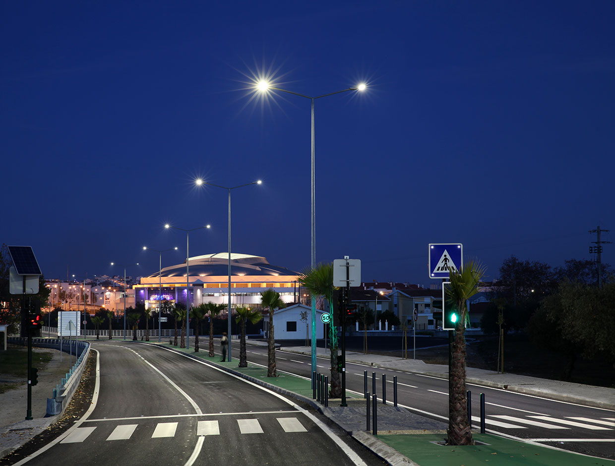 Energy-efficient lighting solutions create a sense of safety and well-being to bring people out for flourishing night time economies