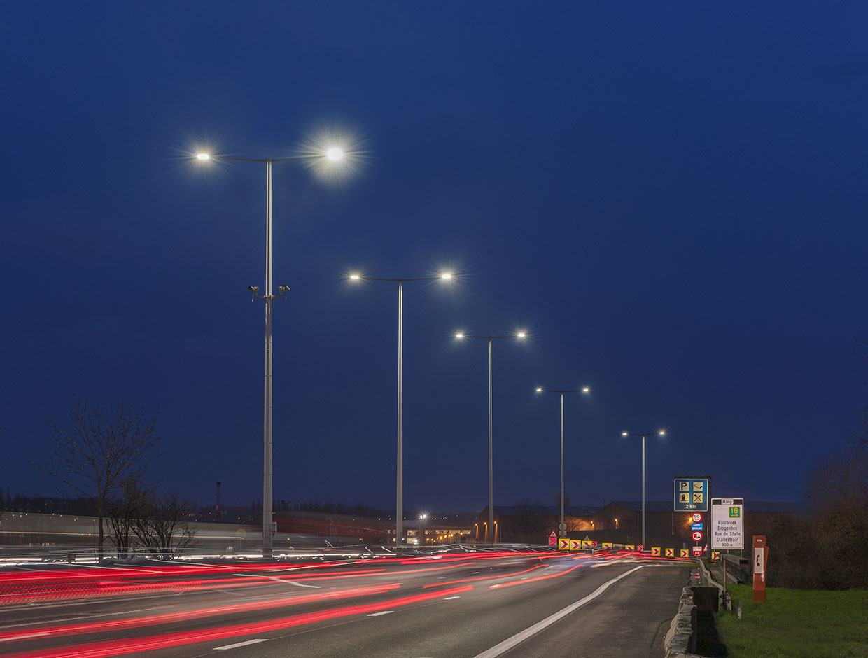 Install LED lighting solutions to reduce energy consumption and carbon footprint
