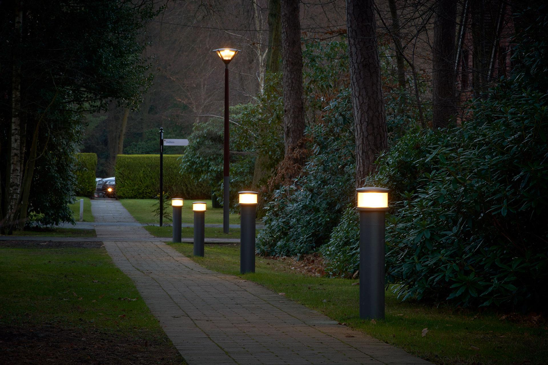 Sustainable lighting solution ensures safety and comfort for pupils at St Marys Ascot